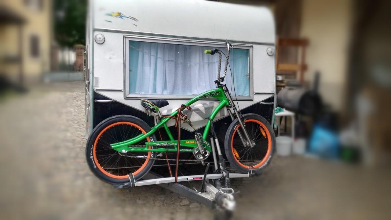 Camping Cruiser Prototyp